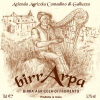 Azienda Agricola Contadino di Galluzzo, Sambuca di Sicilia: BirrArpa